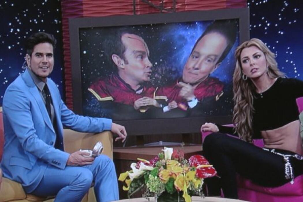 ¡Qué coincidencia! Los hermanos Marciano también son presentadores de un...