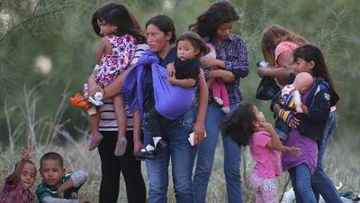 No es la primera vez que llega una oleada de niños migrantes a EEUU