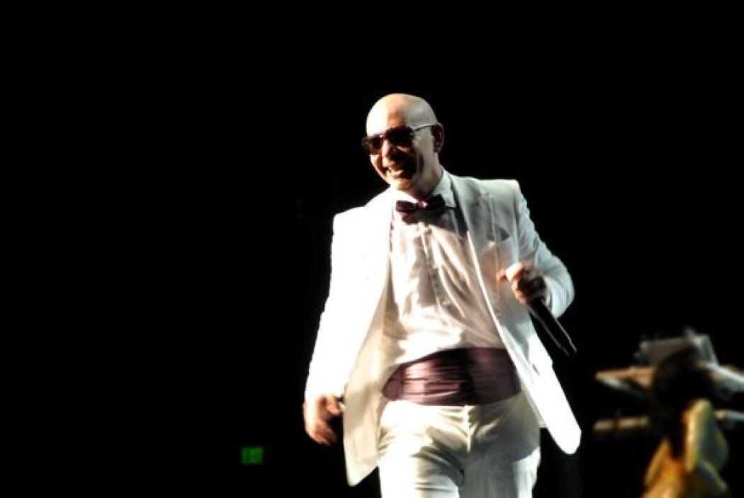 """#33 Pitbull- """"Echa Pa' Ya (Manos Pa' Arriba)."""