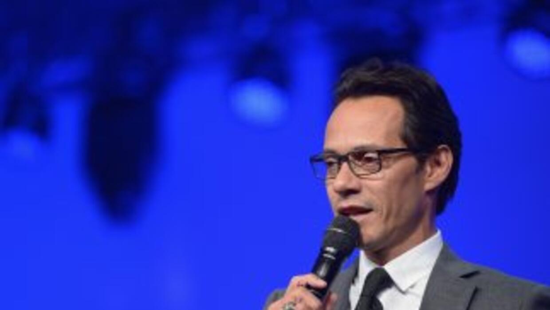 Marc Anthony puso en marcha una nueva empresa dedicada al entretenimiento.
