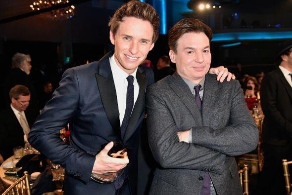 Mike Myers ganó el premio al 'Mejor Documental de Hollywood' con...