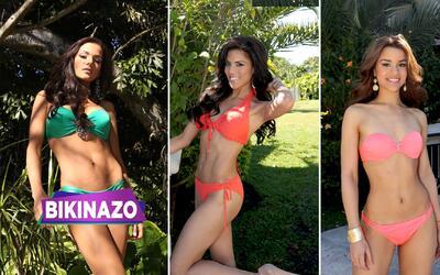 Mejores bikinis de Nuestra Belleza Latina 2015