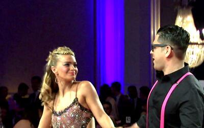 Omar Ramos participó en Bailando con las Celebridades de Chicago para lu...