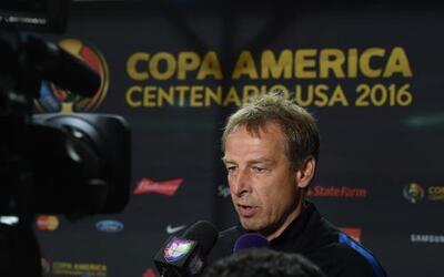 Jürgen Klinsmann y la motivación como su principal arma en el 'Team USA'