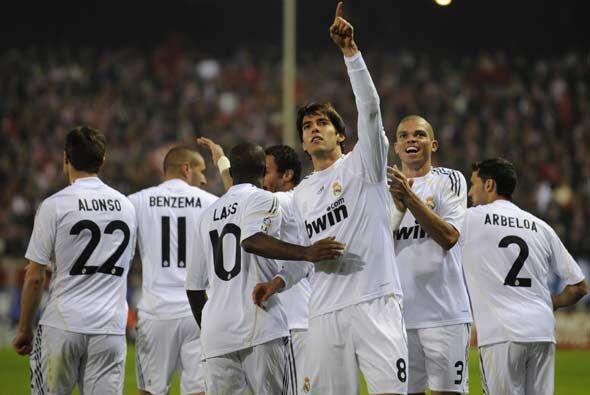 El Real Madrid equilibró las cosas previo al duelo frente al Barc...