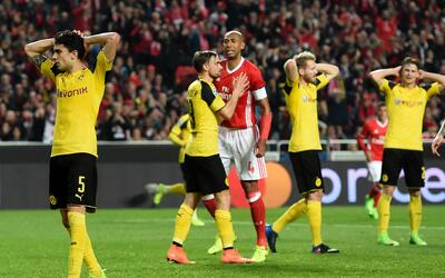Benfica-Dortmund