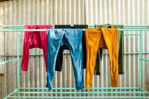 ¡Cuelga la ropa inmediatamente después de secarla! As&iacut...