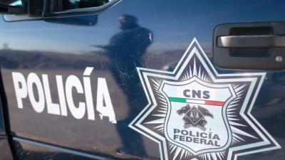 Una patrulla de la Policía Federal mexicana. (Imagen de Archivo).