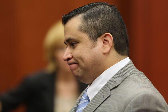 George Zimmerman, acusado de asesinato en segundo grado por la muerte de...