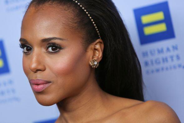 A sus 36 años la actriz tiene en claro que no es una mujer perfec...