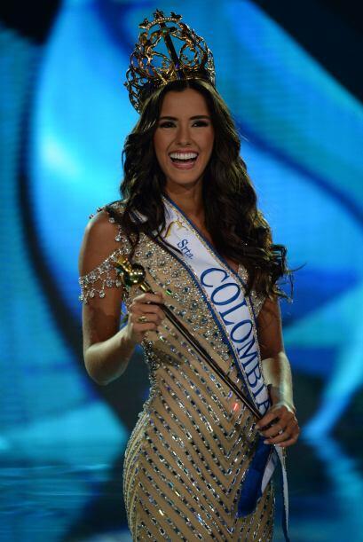 Paulina Vega, Miss Universo