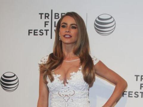 Sofía Vergara se encuentra promocionando su más reciente película titula...