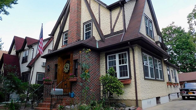 Trump vivió en esta casa de Queens hasta que cumplió 4 a&n...