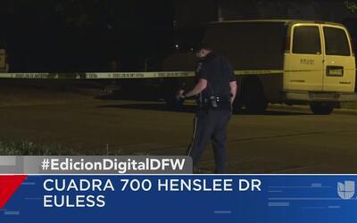 Un tiroteo deja a un hombre sin vida en la ciudad de Euless