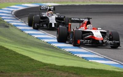 Bernie Ecclestone firmó el contrato para que la F1 considere a México po...