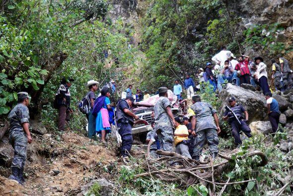 Otra tragedia por las lluvias en el sur mexicano se magnificó de...