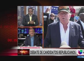 Debate republicano: ¿una fiesta de Halloween?