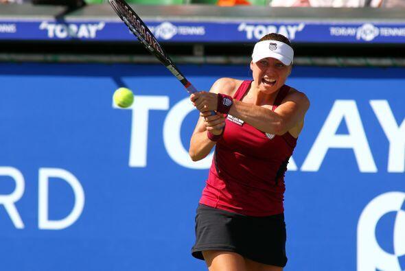 La otra contendiente al título es la rusa Vera Zvonareva, quien h...
