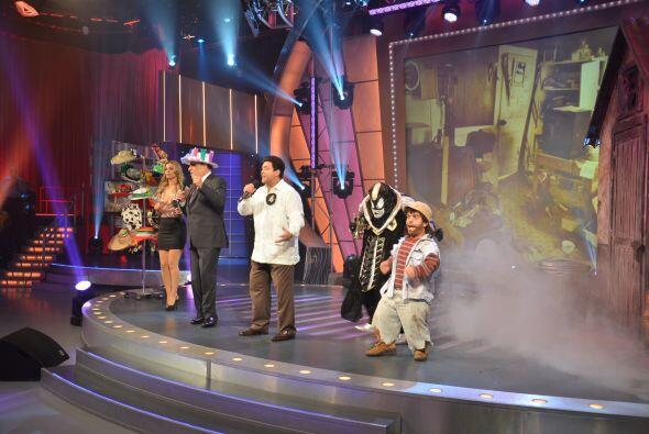 En Sábado Gigante presentamos mucho talento, ¡aunque el Chacal de la Tro...