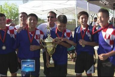 Las Promesas del Futuro en Copa Univisión