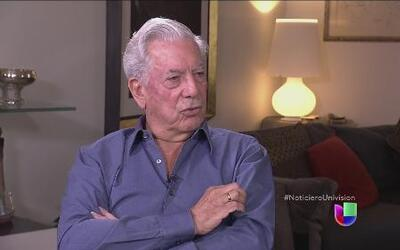 Mario Vargas Llosa habló sobre su libro 'La Fiesta del Chivo'