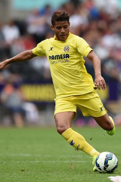 Jonathan dos Santos todavía no se consolida con el Villarreal per...