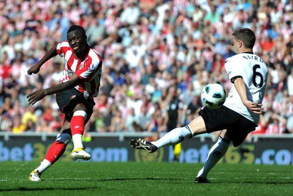 Por otra parte, Fulham aprovechó las situaciones y goleó a...