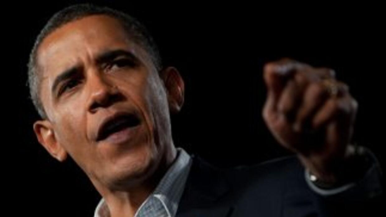 El Presidente de Estados Unidos, Barack Obama, no pierde la esperanza de...