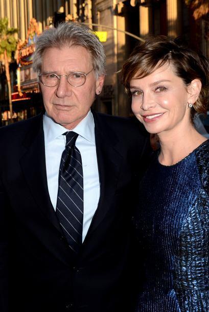 No obstante que hayan pasado los años, el actor Harrison Ford sig...