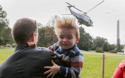 'Padres helicópteros' son quienes tienen un estilo sobreprotector