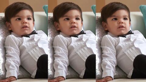 Exclusiva: Matteo Marrero le quitó el protagonismo a su mami Alejandra E...