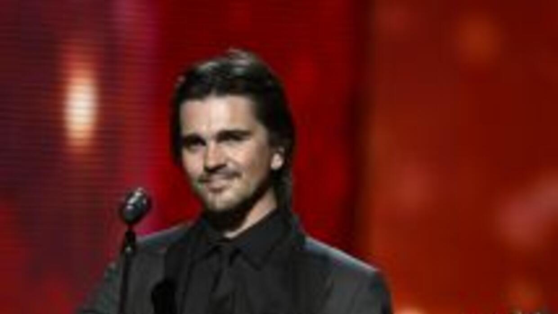 Juanes en GRAMMY 2013.