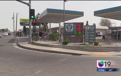 El precio de la gasolina podría empezar a aumentar en California