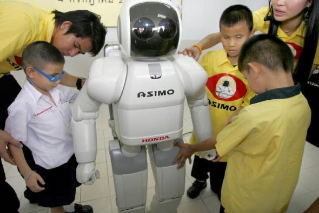 El humanoide de Honda también puede diferenciar las voces y rostros de h...
