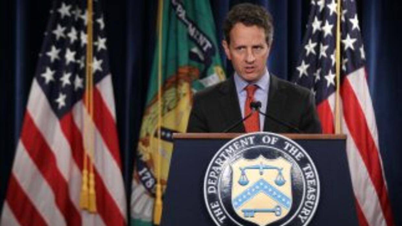 El Departamento del Tesoro apuntó que las acciones como la del miércoles...