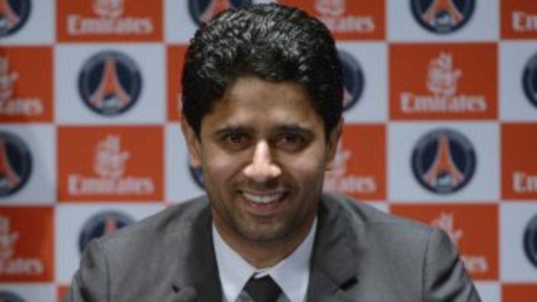 El presidente del PSG aseguró que tanto el brasileño Silva como el sueco...