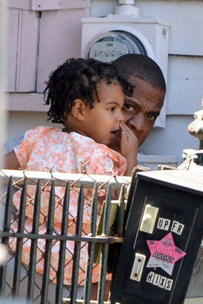 El cantante se ha caracterizado por ser un padre muy cariñoso.Mira aquí...