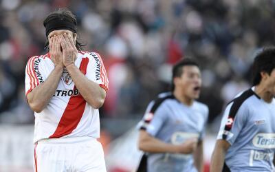 River Plate se fue a la B Nacional luego de un par de juegos de promoci&...