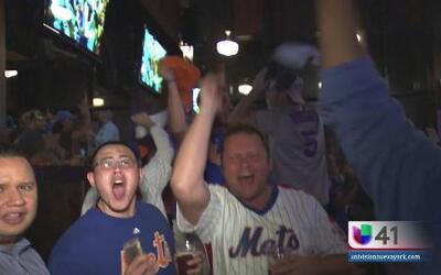 Los Mets arrasan a los Cubs