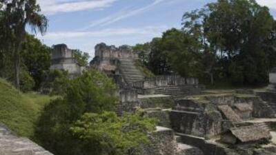 Cultura Maya (Imagen de archivo.)