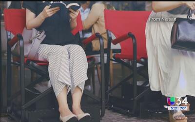 Nissan revela sus nuevas sillas autónomas
