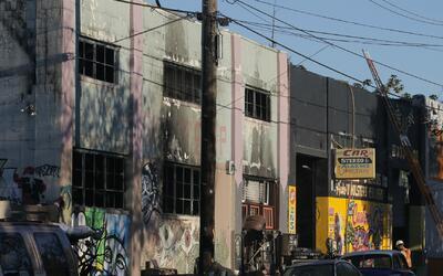 Incendio en almacén de Oakland revela la ilegalidad de las fiestas cland...