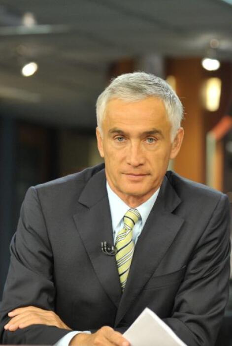 El reconocido co-presentador de Univision Noticias Jorge Ramos, recibió...