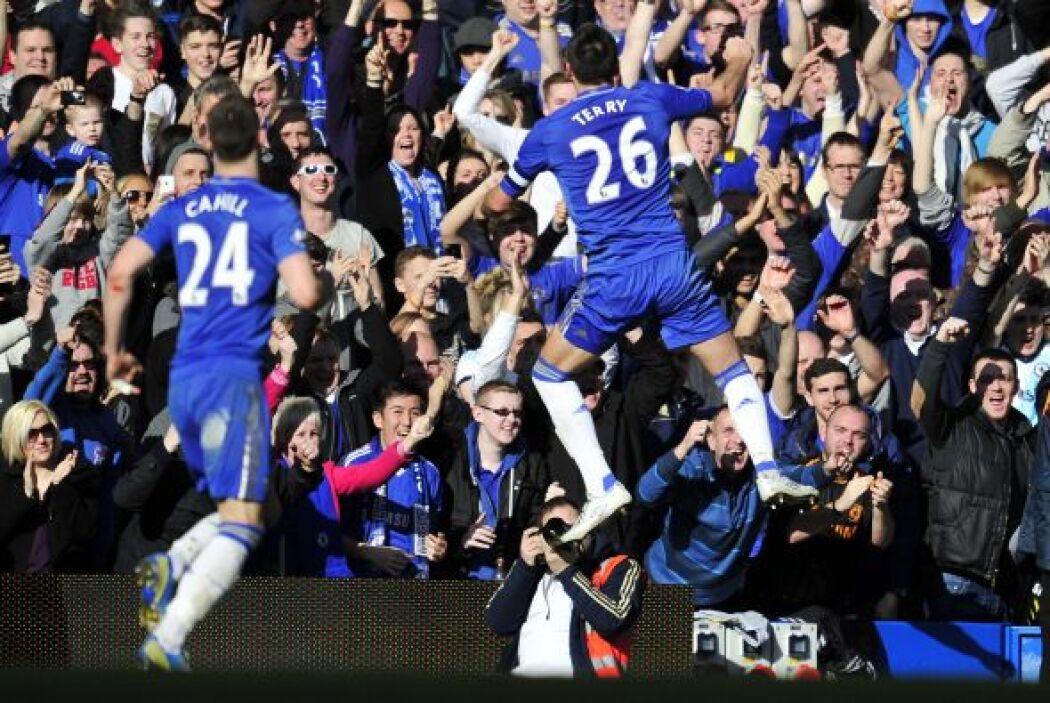 Los 'Blues' derrotaron por 4-0 al Brentford para avanzar a octavos de fi...