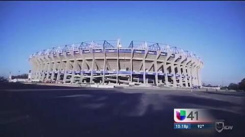 El estadio Azteca, un lugar emblemático en el corazón de México