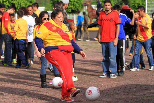 Tal vez les faltaron los goles de la 'Torta' Carbajal, quien estuvo derr...