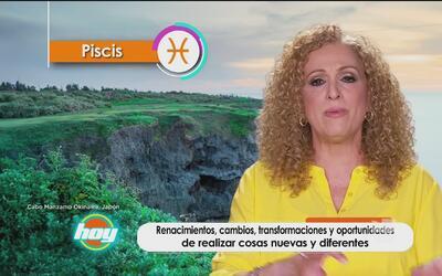Mizada Piscis 25 de octubre de 2016