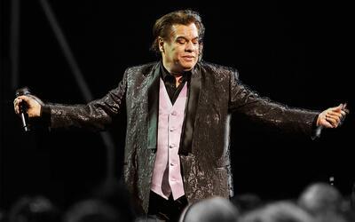 El cantante grabó 35 discos y en 40 años de trayectoria