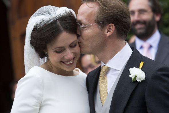 La Boda Real entre el príncipe Jaime de Borbón y Parma y Viktória Cserve...