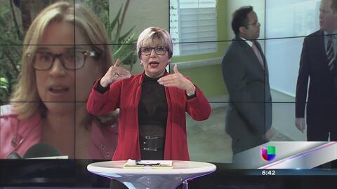 Ángela Meyer se pregunta: ¿Hay guerra en el PPD?